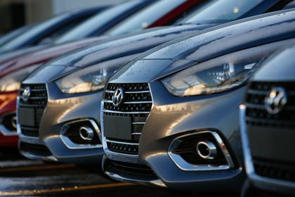 Названы самые популярные у россиян легковые автомобили