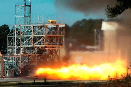 США назвали лучшие ракетные двигатели в мире