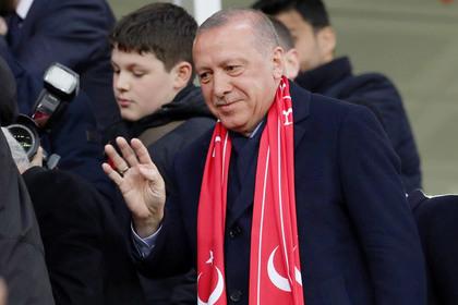 Эрдоган назвал изменение статуса Айя-София ответом на решение США по Голанам