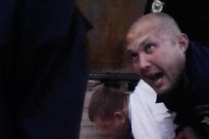 Задержание Николая Егорова