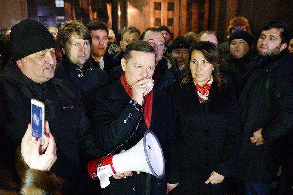 Кандидат в президенты Украины от радикалов собрался на разговор с Путиным