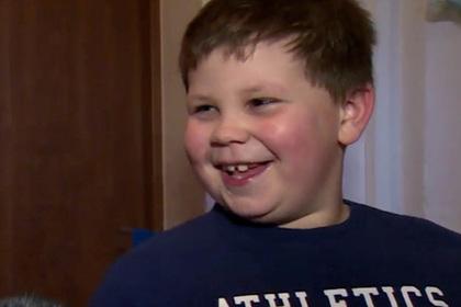 Шестилетний мальчик спас выпрыгнувшего из окна ребенка