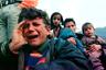 Авиаудары начались 24 марта и продолжались до 10 июня 1999 года. В первую очередь силы НАТО «прошлись» по позициям югославских ВВС и ПВО и прочим военно-стратегическим объектам. В первый же день авиаудары нанесли по Белграду, Приштине, Ужице, Панчево, Подгорице и другим городам.