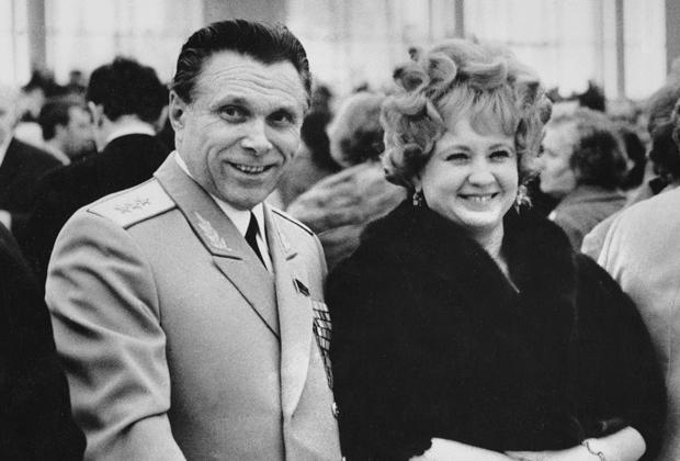 Николай и Светлана Щелоковы