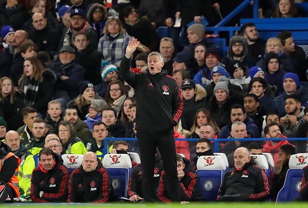 Сульшер — тренер «Манчестер Юнайтед»