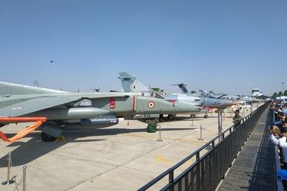 МиГ-27 разбился в Индии