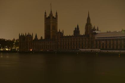 В Лондоне произошла серия нападений на людей
