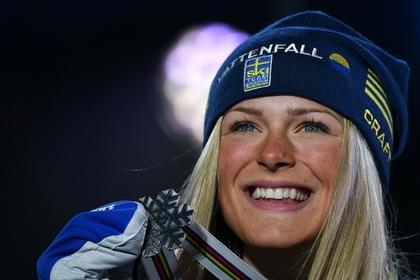 Шведская лыжница пожаловалась на травлю со стороны россиян
