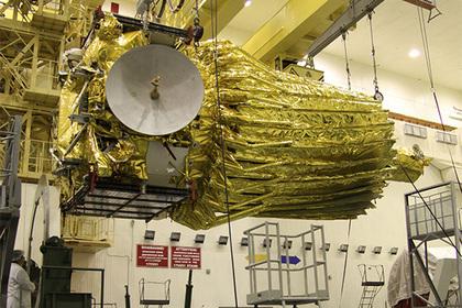 Единственный российский спутник-телескоп перестал работать