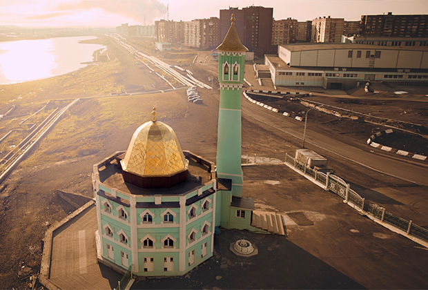 Мечеть Нурд Камал