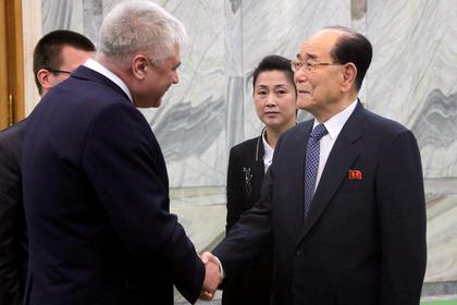 Стало известно о российском подарке для Ким Чен Ына