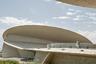 Предполагается, что открытая терраса на крыше нового здания, как и его внутренний двор, будут использоваться для проведения культурных мероприятий и светских раутов. Это давняя традиция ближневосточных стран.