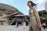 Торжественное открытие музея посетили многие знаменитости — как катарские, так и зарубежные. Среди них была, например, известная французская модель конголезского происхождения Синди Бруна (Cindy Bruna).