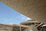 Национальный музей Катара (NMoQ) официально открылся 27 марта 2019 года. Он будет первым музеем страны, получившим сертификат LEED. В пустынной и жаркой стране с дефицитом воды вопросы энергетики, климат-контроля и водоснабжения жизненно важны.