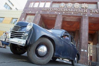 Mail.ru Авто: Группа ГАЗ может потерять Победу