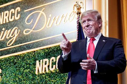 Трамп перепутал страну рождения своего отца