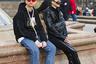 Хитом уличной моды среди гостей Mercedes-Benz Fashion Week Russia этой весной стали красные очки и ugly shoes. Однако в предпочтениях российских девушек все еще сильны позиции лакированных ботфортов на высоком каблуке как незыблемого эталона сексуальности.