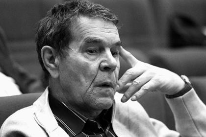 Скончался  русский  артист  Алексей Булдаков