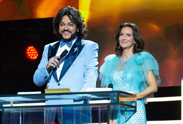 Филипп Киркоров и Елена Север