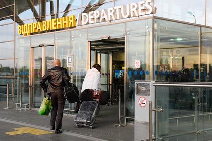 Россия захотела восстановить авиасообщение с Украиной