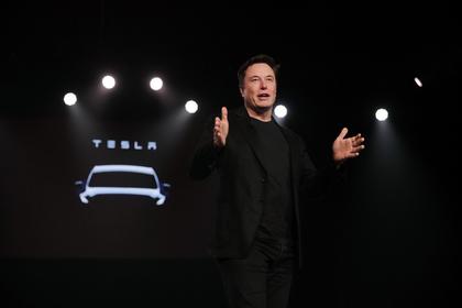 Илон Маск потерял 1,1 миллиарда долларов за две минуты