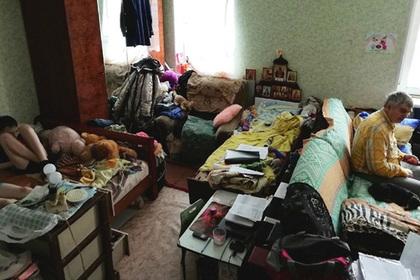 Квартира Кобозевых