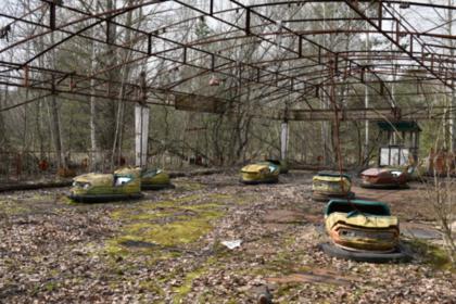 По Чернобыльской зоне отчуждения начнут водить туристов