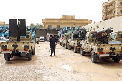 Стороны конфликта в Ливии начали воздушные военные операции