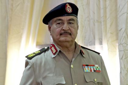 Халифа Хафтар