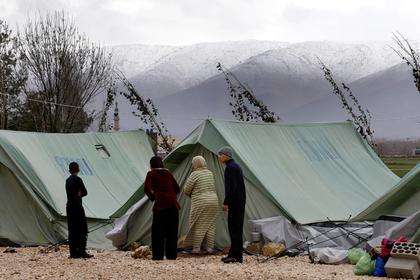 Схрон «Исламского государства» нашли возле Дамаска