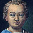 Изображение российского императора Ивана VI Антоновича во время его царствования