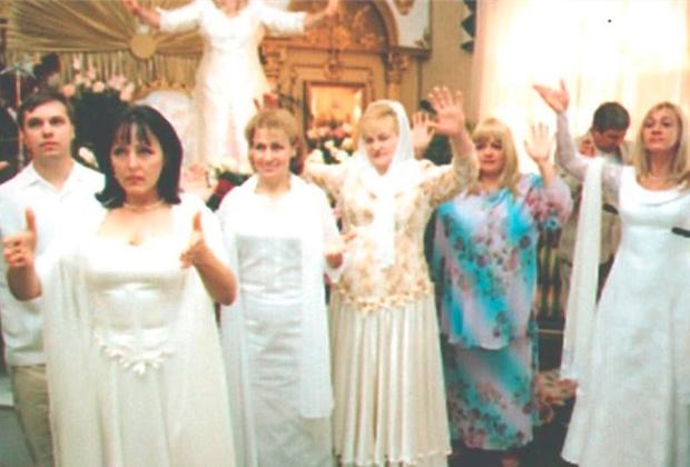 Выступление ансамбля «Свет Софии»