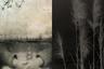 Однажды фотограф Суомин Хэм обнаружил коробку с фотографиями, которые сделал его дед. Он был поражен. Внук не знал, что в молодости его дедушка увлекался фотосъемкой и тем более что так искусно снимал.  <br> <br> Крошечные черно-белые портреты из 1930-х годов воодушевили Хэма. «Фотографии лежали передо мной, выцветшие и потертые, но изображения были живы и обладали хрупкой красотой выражения и жеста. За исключением нескольких фотографий моей бабушки, на портретах были люди, которых я не узнал», — говорит фотограф. Увиденное не выходило у него из головы. Он оживлял в своем воображении потерянные образы и в результате решил их переосмыслить и осовременить. Его «Портреты и окна» заняли второе место.