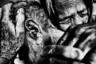 Работа «Это не выход», пугающая глубиной отчаяния, посвящена умирающему отцу и переживаниям фотографа в связи с его резким угасанием. Отец Аргуса Пола Эстебрука сгорел от рака за три недели. Сын попытался запечатлеть последние дни его жизни.  <br> <br> «Каждую ночь я молился, чтобы вылечить его болезнь, вылечить его рак. Я надеялся на чудо», — вспоминает фотограф. Но чуда не произошло. Отец умер, а сына всецело поглотила безнадежность. «Иногда я чувствую, что мне приснился плохой сон», — утешает себя он.