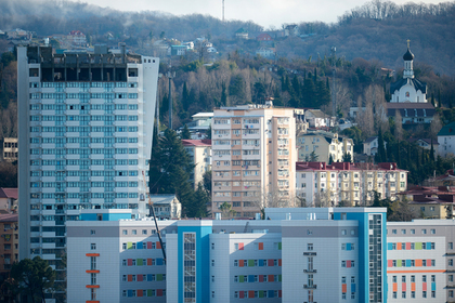 Казахи и белорусы оказались любителями дорогого жилья в Сочи