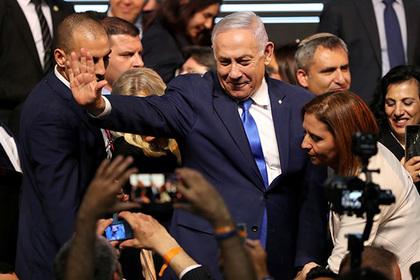 Данные экзит-поллов: Соперники Нетаньяху лидируют по результатам  выборов вИзраиле