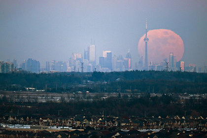 Признаки скорой климатической катастрофы заметили в Канаде