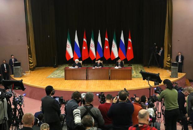 Астанинский формат — необходимые для стабильности в регионе переговоры России с Турцией и Ираном
