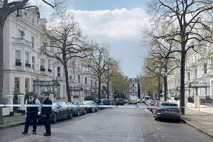 Лондонская полиция открыла огонь рядом с посольством Украины