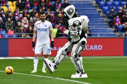 «Робот Алеша» вернулся в российский телеэфир