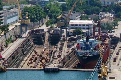Все изменяется . прежний  завод Порошенко станет ремонтной платформой  Черноморского флота