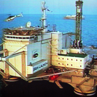 Плавучий космодром «Морской старт»