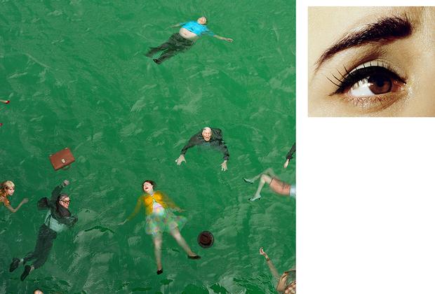 """В своих фотографиях с использованием большого количества массовки Прейгер, по ее <a href=""""https://www.youtube.com/watch?v=tEQD3_8s0HA"""" target=""""_blank"""">словам</a>, фокусируется не на людях, а на пространстве между ними. В видеоинсталляциях же она уделяет внимание эмоциям и «тому чувству хаоса, которое вы испытываете, оказавшись в толпе»."""