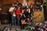 Нет, этот снимок посвящен не актуальной в США проблеме оружия. В августе 2012 года Мур снимал репортаж о рекордной засухе в Канзасе. Семья Беккер, живущая на ферме, решила продемонстрировать фотографу часть семейной коллекции оружия. Беккеры любят охоту и в сезон принимают на своей ферме охотников со всей страны.