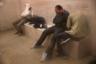 Нелегальные мигранты в камере предварительного заключения в Техасе, 2013 год. По данным пограничного патруля, незаконное пересечение границы в районе реки Рио-Гранде увеличилось более чем на 50 процентов. Камеры были переполнены, многих мексиканцев депортировали.