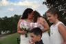 32-летняя Мелисса Адамс (Melissa Adams) и 30-летняя Меган Мартин (Meagan Martin) скрепили свой союз 11 июля 2015 года. Южная Каролина стала одним из последних штатов, легализовавших однополые браки. 26 июня 2015-го такие союзы стали законны на территории всей страны. Мелисса и Меган не стали тянуть и поженились сразу после вступления закона в силу.