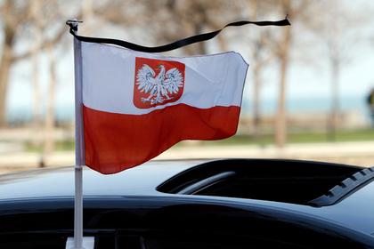 Польского дипломата выдворили из России