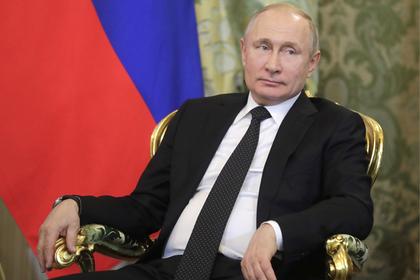 Time снова не включил Путина в список самых влиятельных людей мира