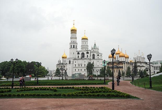 Здание Президиума Верховного Совета СССР, 14-й административный корпус Кремля