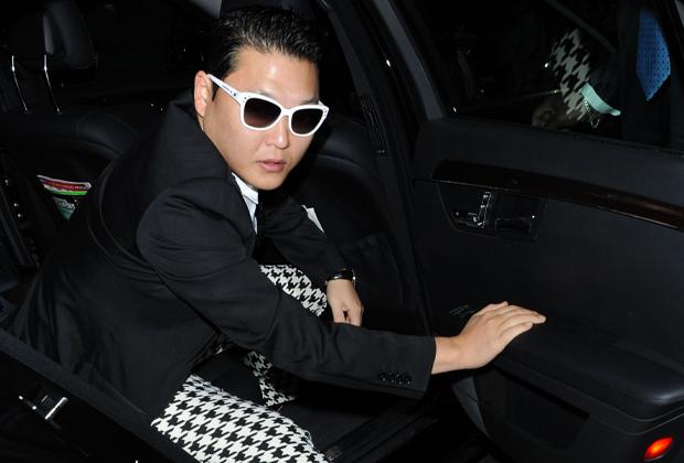 Пак Чэ Сан, южнокорейский исполнитель и автор песен, выступающий под псевдонимом PSY